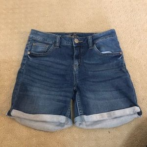 Justice Girls shorts